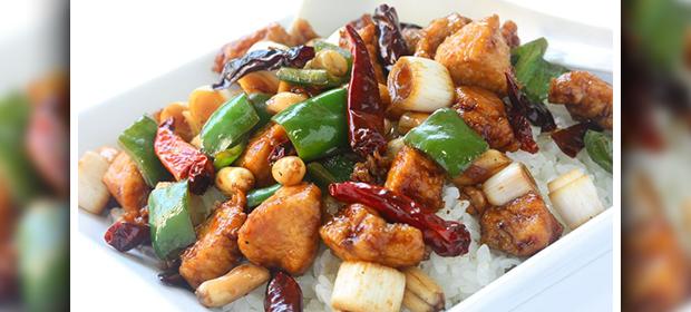Cocina China Jin Wah