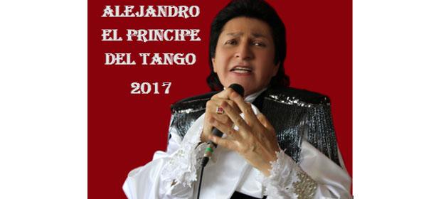 Alejandro El Principe Del Tango