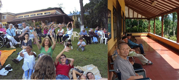 Centro Gerontológico La Granja Del Abuelo