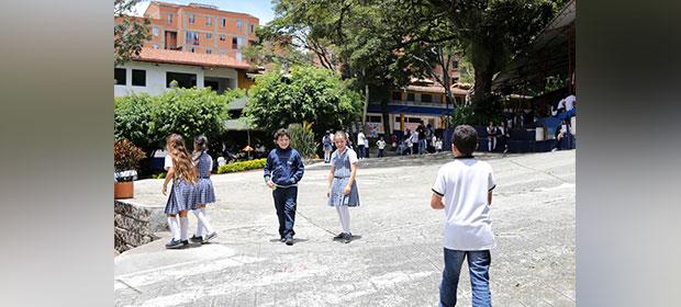 Colegio Ferrini - Imagen 5 - Visitanos!