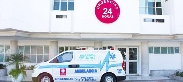 Clínica Atenas Ltda. I.P.S.