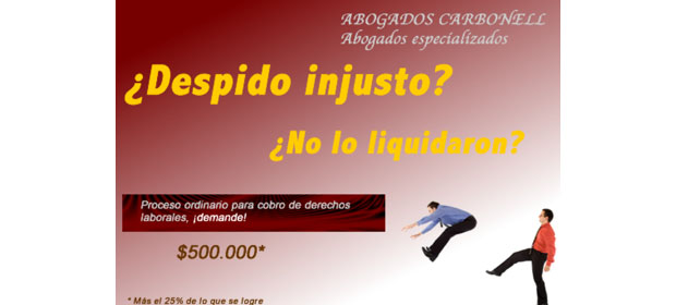 Abogados Carbonell & Carbonell Laboralistas