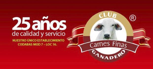 Carnes Finas Club Ganadero
