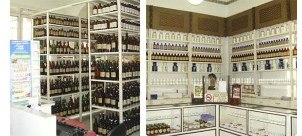 Farmacia Homeopatica Santa Rita Ltda.