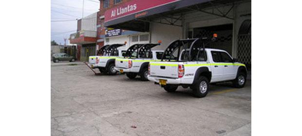 Al Llantas S.A.S