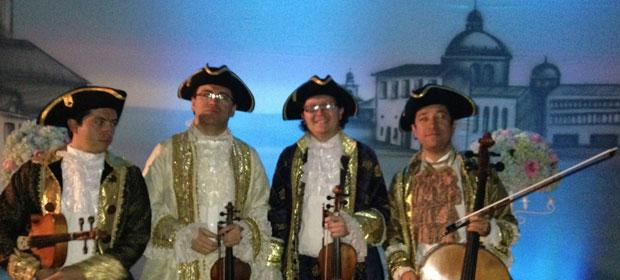 Violines En Concierto