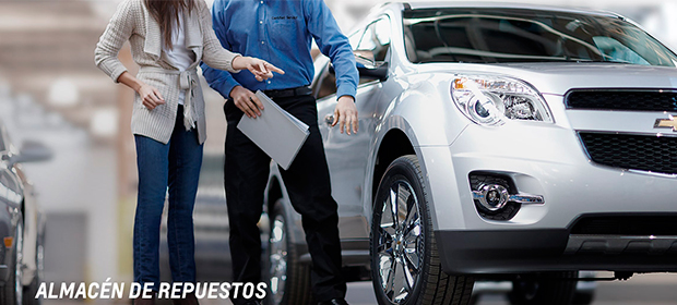 Almacén Somos Chevrolet