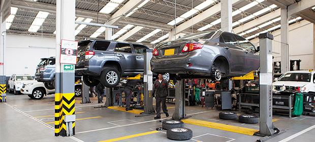 Toyota Servi Ltda.