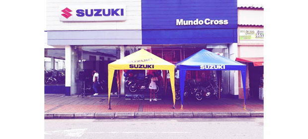 Suzuki Mundo Croos Ltda