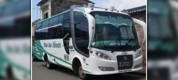 Transportes San Silvestre S.A.