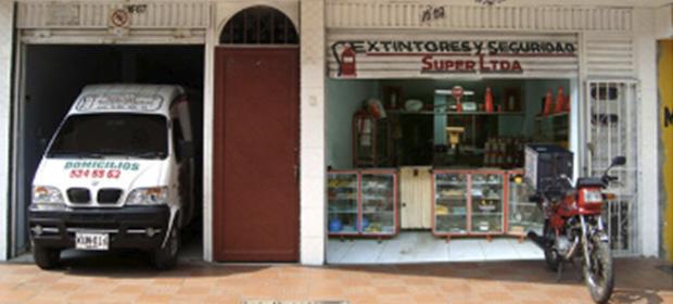 Extintores Y Seguridad Super Ltda.