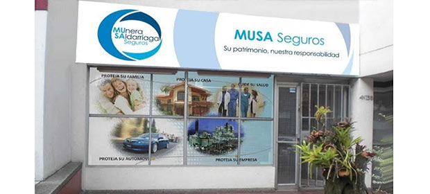 Musa Seguros - Munera Saldarriaga