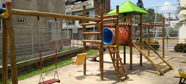 Maderas Y Juegos Infantiles Inmunizados.Com - Imagen 2 - Visitanos!