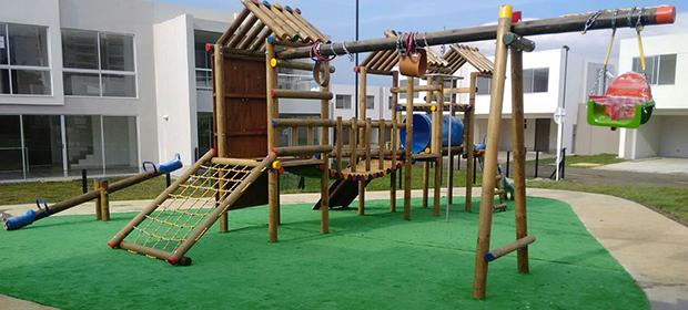 Maderas Y Juegos Infantiles Inmunizados.Com - Imagen 4 - Visitanos!