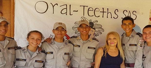 Colegio Militar Almirante Colon - Imagen 1 - Visitanos!