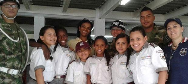 Colegio Militar Almirante Colon - Imagen 3 - Visitanos!