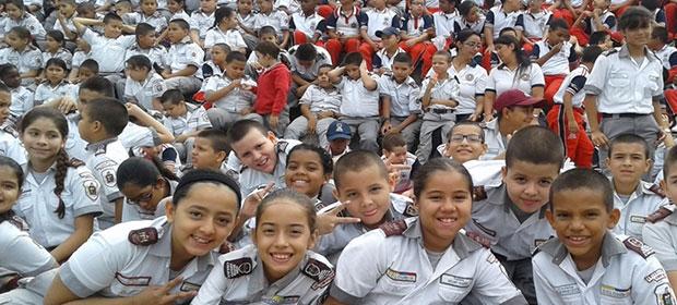 Colegio Militar Almirante Colon - Imagen 5 - Visitanos!