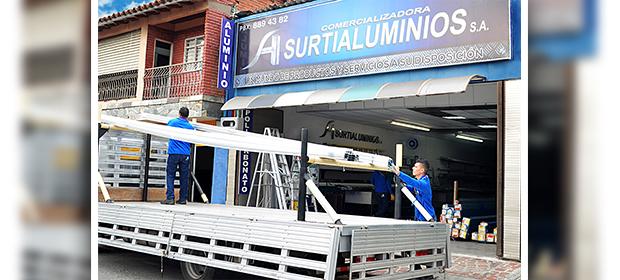 Comercializadora Surtialuminios