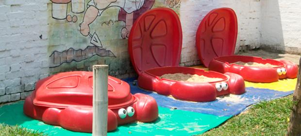 Jardin Infantil Sueños Tashlin