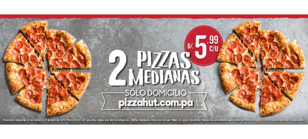 Pizza Hut - Imagen 1 - Visitanos!