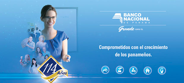 Banco Nacional De Panamá - Imagen 4 - Visitanos!
