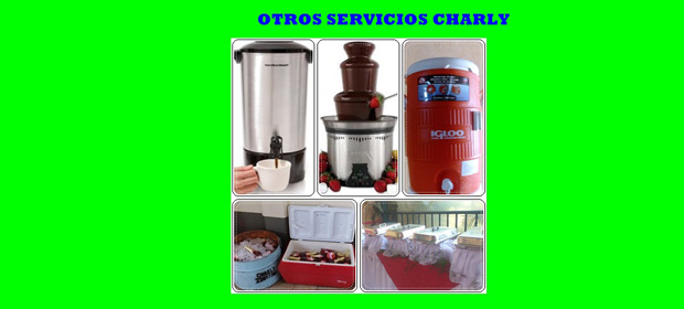Servifiestas Charly