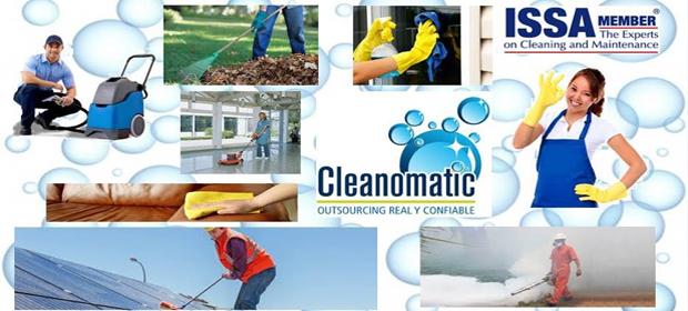 Cleanomatic