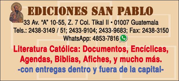Ediciones San Pablo
