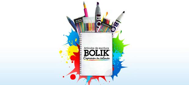 Artículos De Escritura Bolik - Imagen 5 - Visitanos!