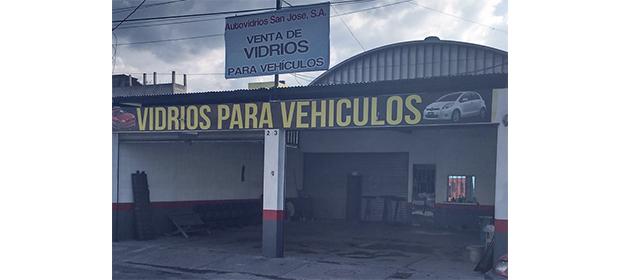 Auto Vidrios San Jose - Imagen 1 - Visitanos!