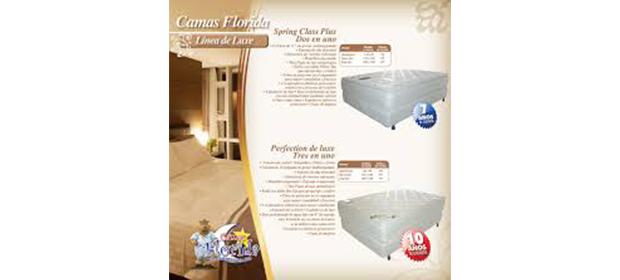 Camas Florida - Imagen 2 - Visitanos!