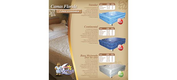 Camas Florida - Imagen 3 - Visitanos!