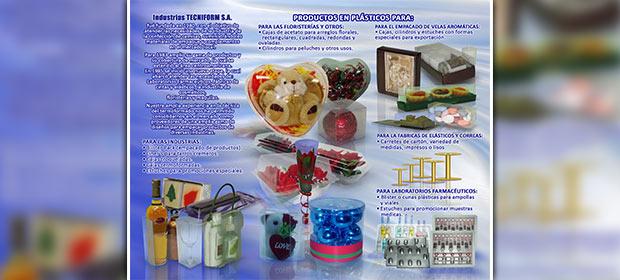 Industrias Tecniform S.A. - Imagen 5 - Visitanos!