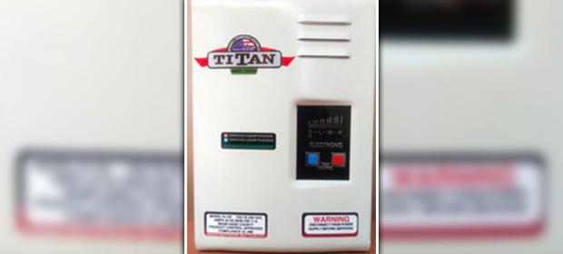 Calentadores Titan