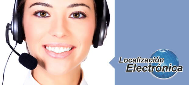 Localización Electrónica/ Telemensaje