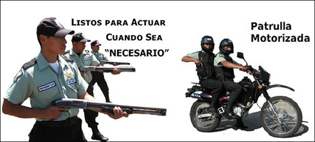 Seguridad Y Proteccion Total S.A.
