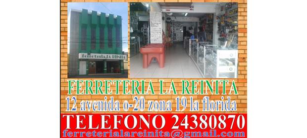Ferretería La Reinita - Imagen 5 - Visitanos!