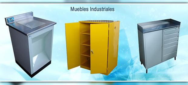 Muebles Y Diseños Industriales / Mudi
