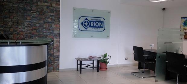 Inversiones Orión S.A. De C.V.