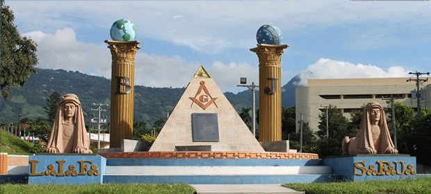 La Gran Logia Cuscatlan El Salvador
