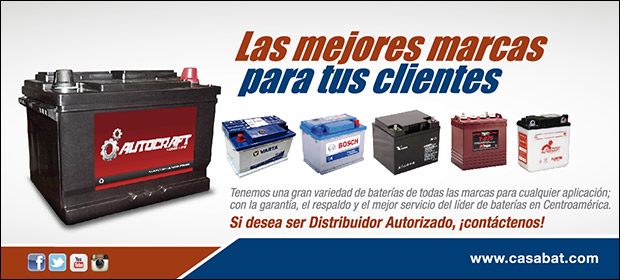 La Casa De Las Baterias, S.A.
