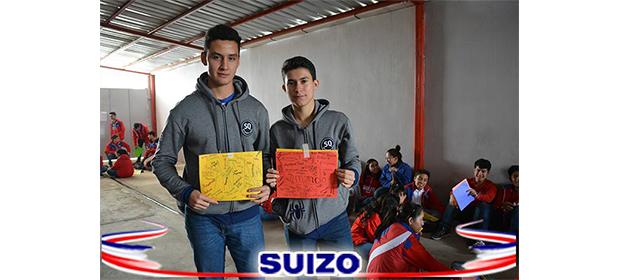 Colegio Suizo - Imagen 1 - Visitanos!