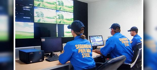 Steel Seguridad Privada Ltda.