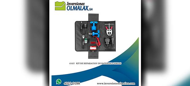 Inversiones Olmalax S.A. - Imagen 1 - Visitanos!
