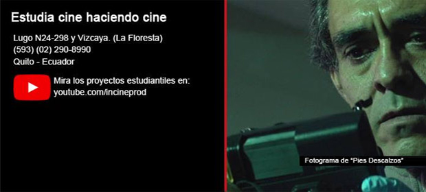Incine - Instituto Superior Tecnológico De Cine Y Actuación