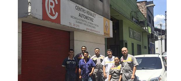 Centro Renault Automotriz