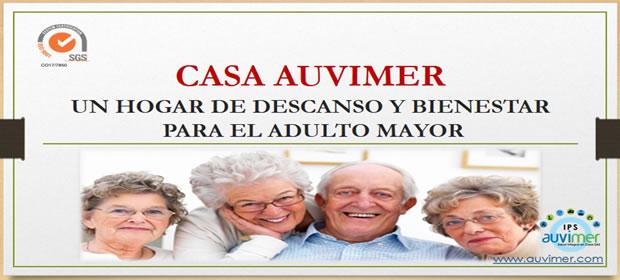 Auvimer Salud Integral En Casa S.A.S. - Imagen 1 - Visitanos!