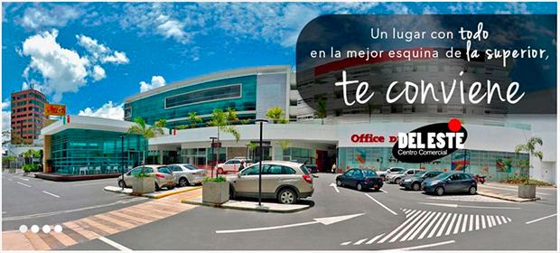 Del Este Centro Comercial
