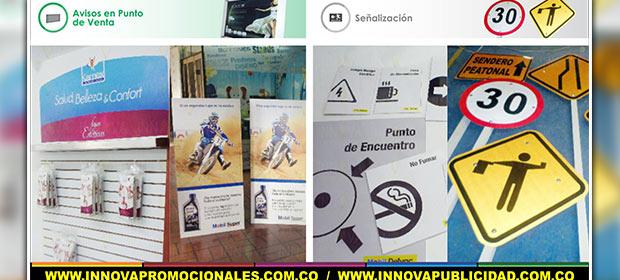 Innova Publicidad Visual S.A.S. - Imagen 4 - Visitanos!