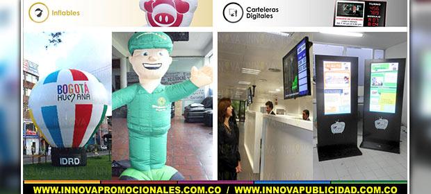 Innova Publicidad Visual S.A.S. - Imagen 5 - Visitanos!